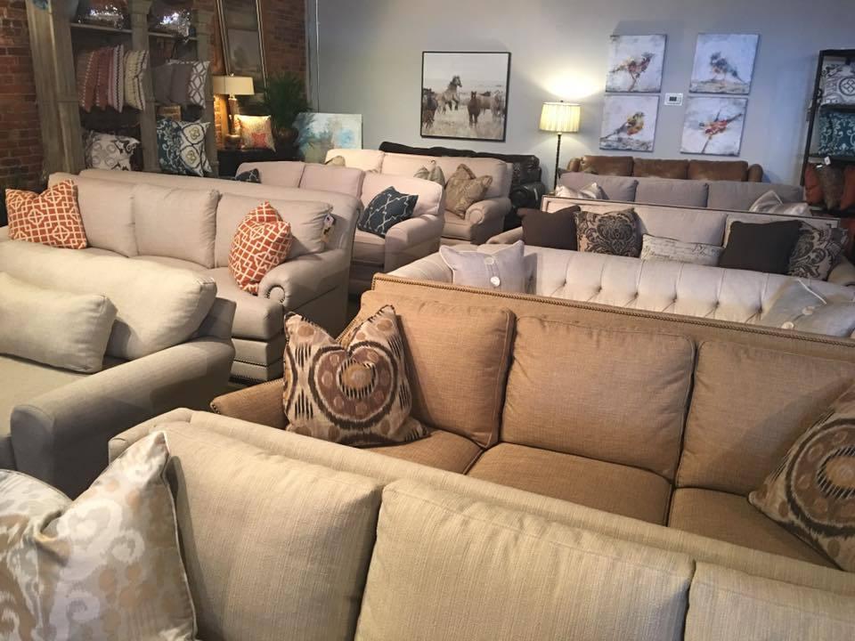 Dennis Lee Furniture Showroom Store