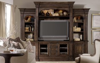 Hooker Furniture Rhapsody_Home Entertainment Wall Group1